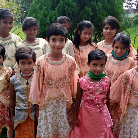 Return of children to our Howrah Homes