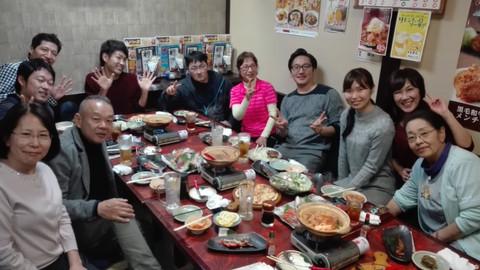 新入職歓迎会&松井Nrs誕生日会