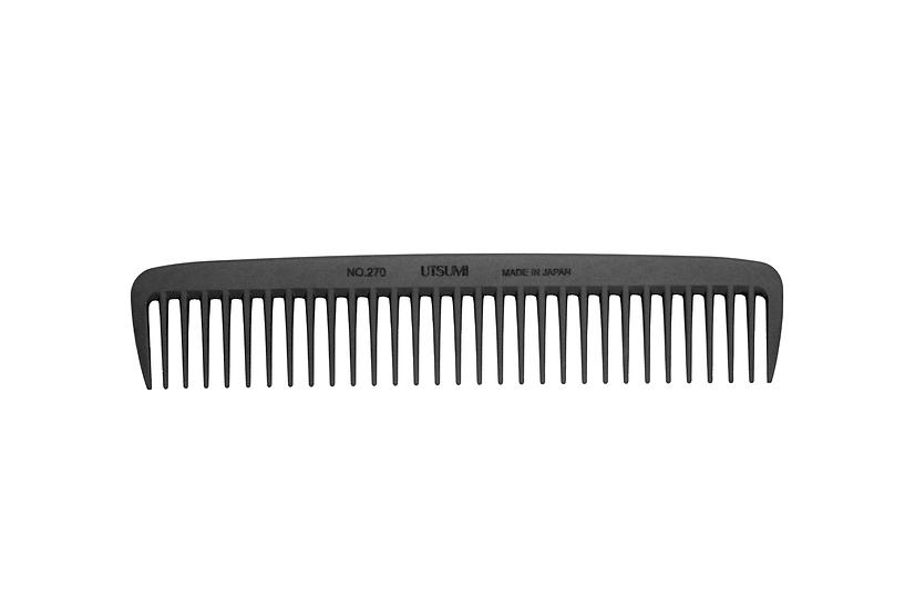 #270 Carbon / Ultem Comb