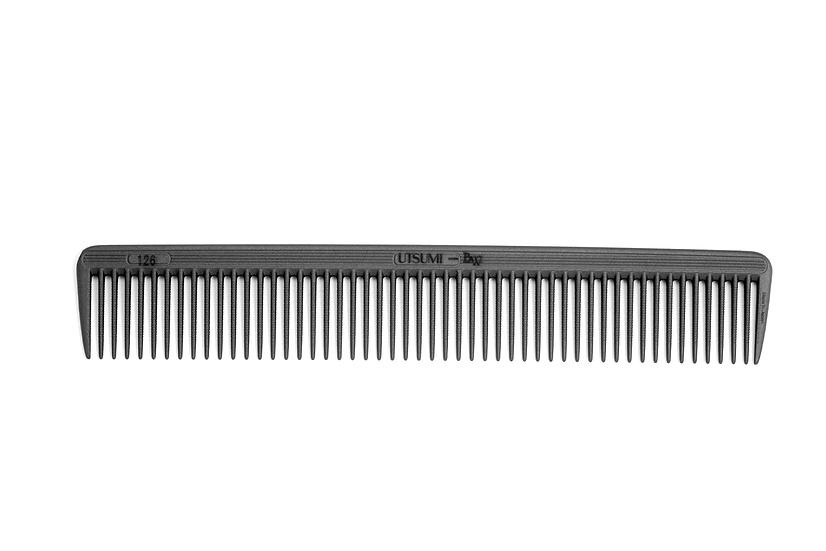 #126 Carbon / Ultem Comb