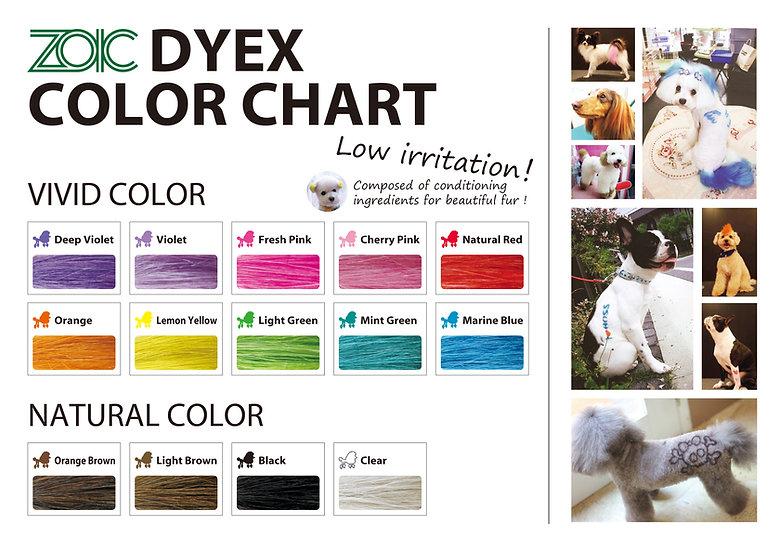 Dyex Colors