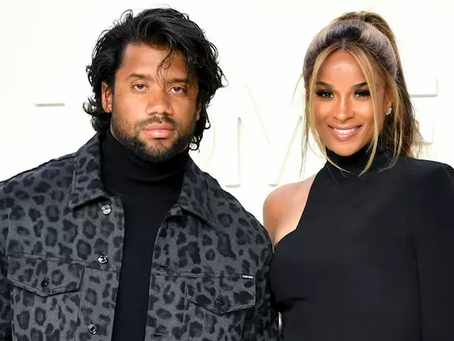 Gender Reveal: Ciara & Russell Wilson Announce They Are Having A Boy