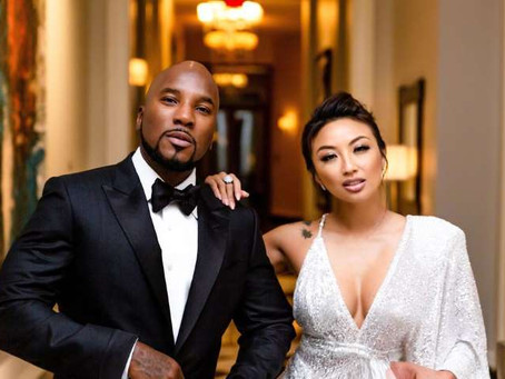 """Young Jeezy gets Engaged to """"The Real"""" host Jeannie Mai"""