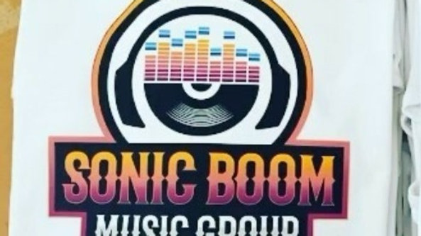 Sonic Boom Music Group Official T