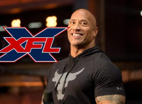 The Rock Purchases the XFL For $15 Million