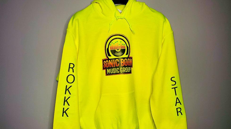 Neon Rokkkstar Hoodie