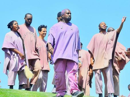 Kanye West Dominates Gospel Categories At Billboard Awards 2020