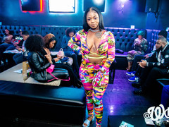 "Woosa Li Performs New Single ""STUCK"" In Atlanta"