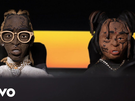 """New Music Video Review: Trippie Redd ft Young Thug """"Yell Oh"""""""