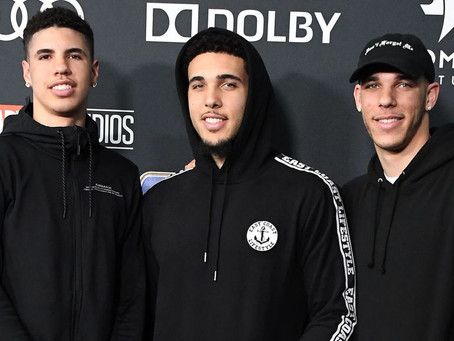 The Ball Brothers Are Signing With Jay Z's Roc Nation Sport Agency