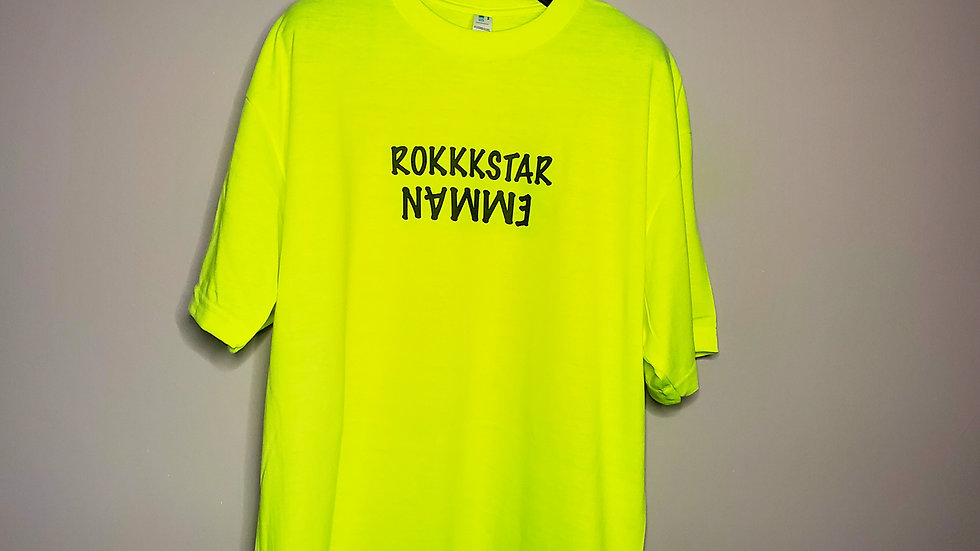 Neon Rokkkstar Emman T Shirt