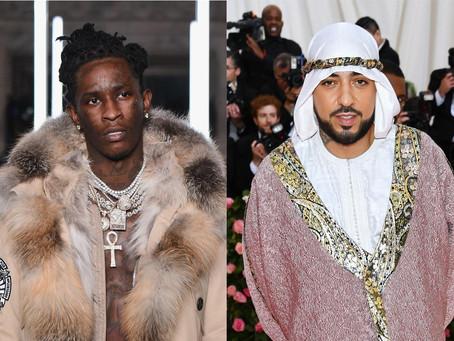 Rap Beef: French Montana vs Young Thug (Videos & Post)