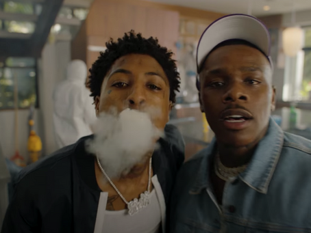 """New Music Video Review: DaBaby ft Youngboy NBA """"Jump"""""""
