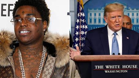 Kodak Black Wants Pres Donald Trump To Visit Him In Jail