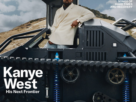 Kanye West says He's voting for Donald Trump & Talks Blacks Being Enslaved in Interview with GQ