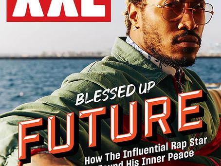 Future Speaks on Juice WRLD's Death & Public Love Life in XXL Cover Spread