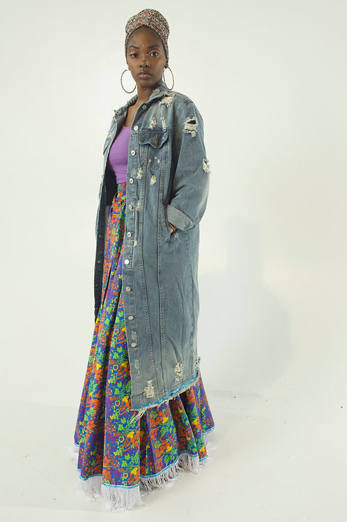 The Denim Trench!