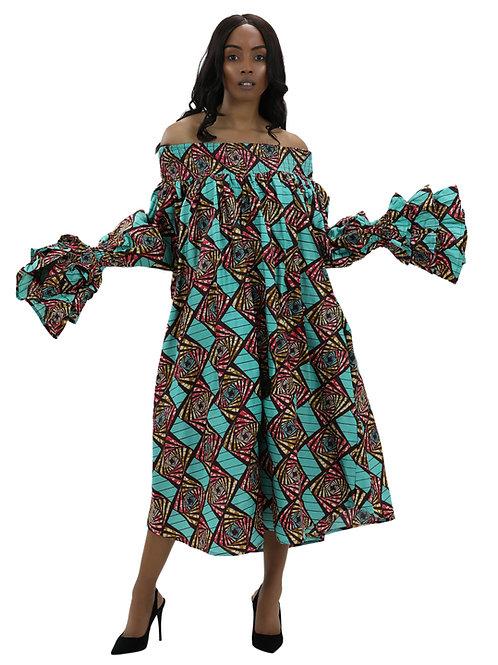 Date Night Pretty- Midi Dress