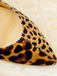Pretty Flats- Spotted