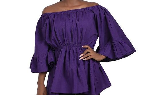 Classic Chic- Purple