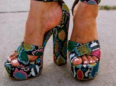 Pretty Skin- Sandal