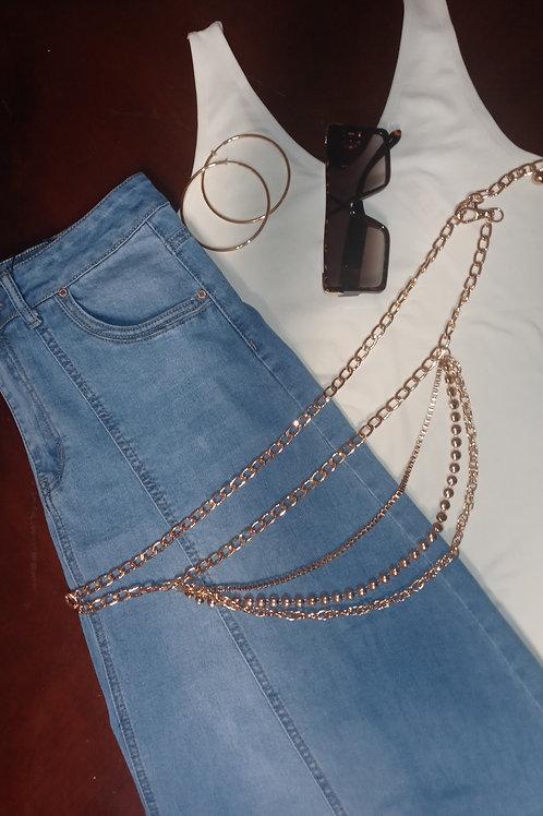 Pretty A-line Skirt