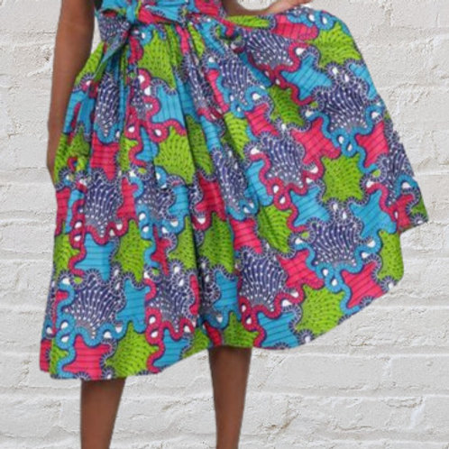 Pretty Lovely- Midi Skirt