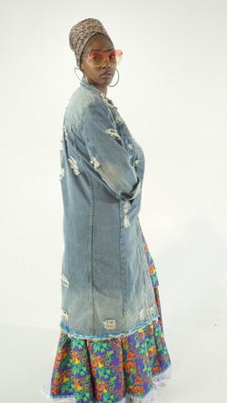Yoli Jacket Side