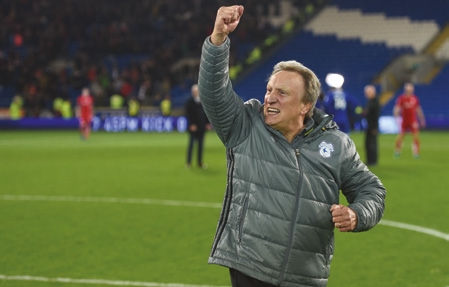 Neil Warnock, Cardiff City Football Club