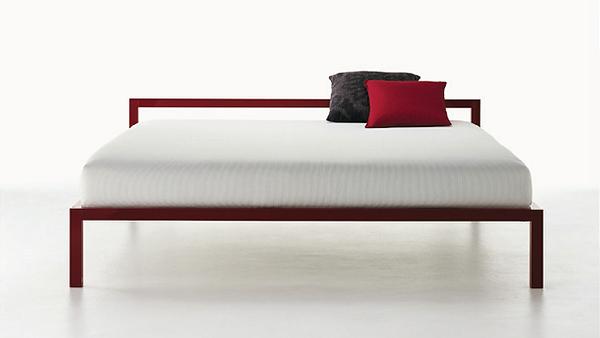 aluminium laccato bed, momentum