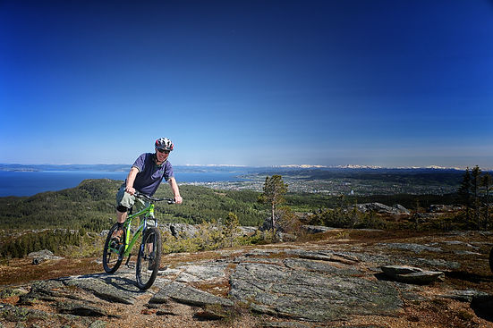 Mountain Biking, Norway