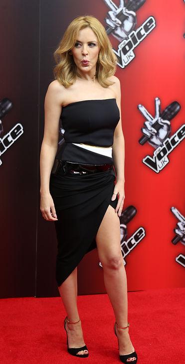 Kylie Minogue, interview