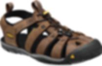 clearwater CNX leather sandal, keenfootwear