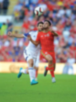 interview, Neil Taylor, Wales, Welsh Football