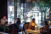 cosy club, st davids, cardiff, restaurant
