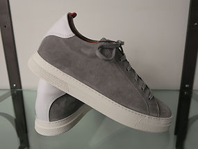 Oliver Spencer Grey sneakers