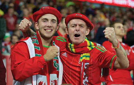 interview, Wales, Welsh Football, Supporters, Fans, Pride