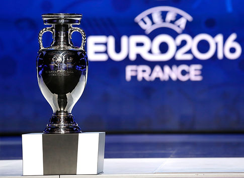 Euro 2016 cup, France