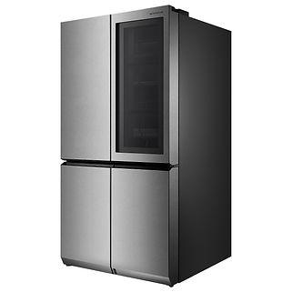 Insta-view door in door fridge