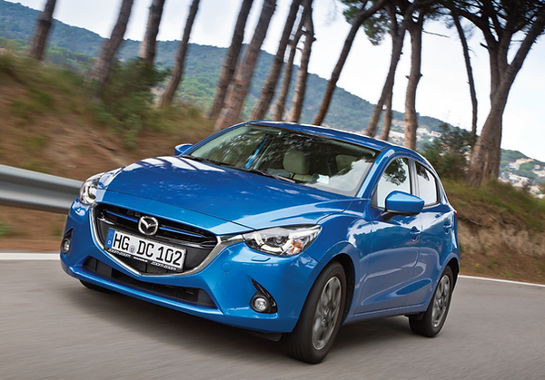 mazda 2 115ps sport nav, cars