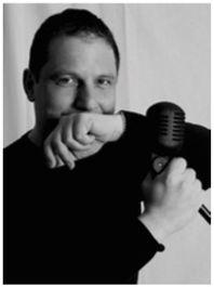 Comedian Bennett Arron