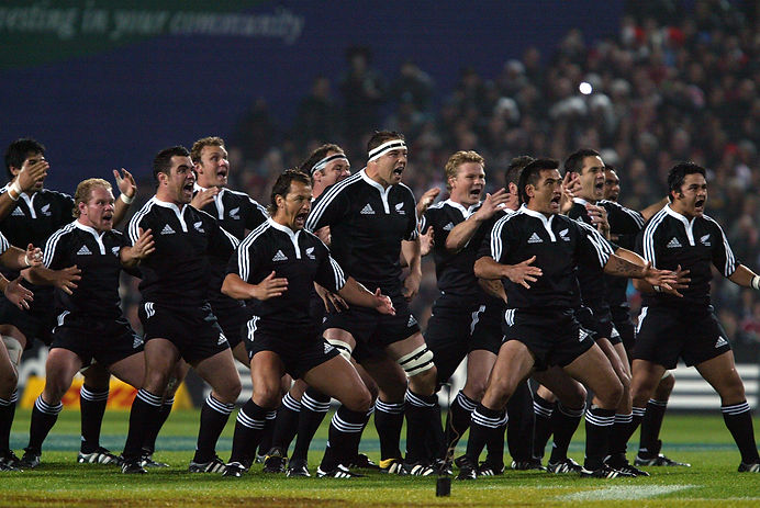 New Zealand All Blacks, Hacker