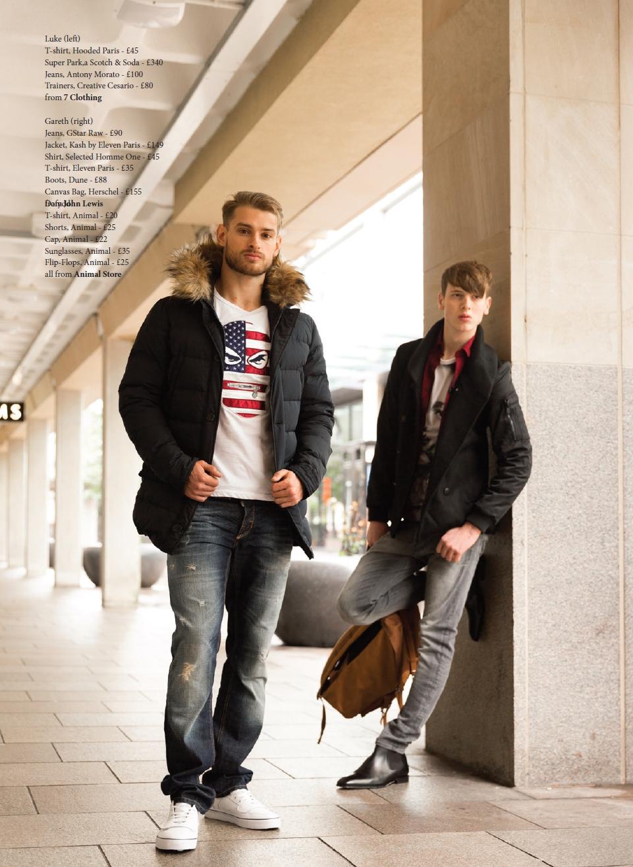 7 Clothing & John Lewis