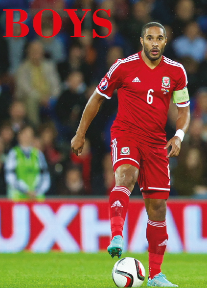 Ashley Williams, Wales, Welsh Football, interview