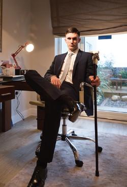 Suit, kin by John Lewis - £159...