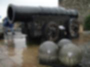 Cannon, Edinburgh Castle