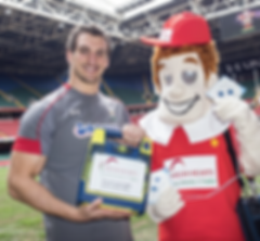 welsh hearts, jack's appeal, sam warburton, wales, lifestyle