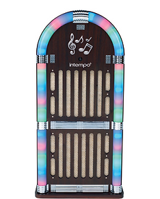 intempo, bluetooth jukebox, gadgets