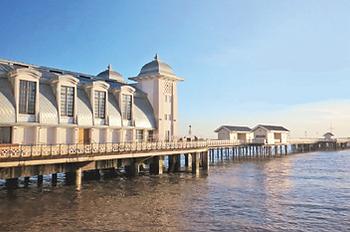 penarth, restaurant, pier, james sommerin, the esplanade, lifestyle