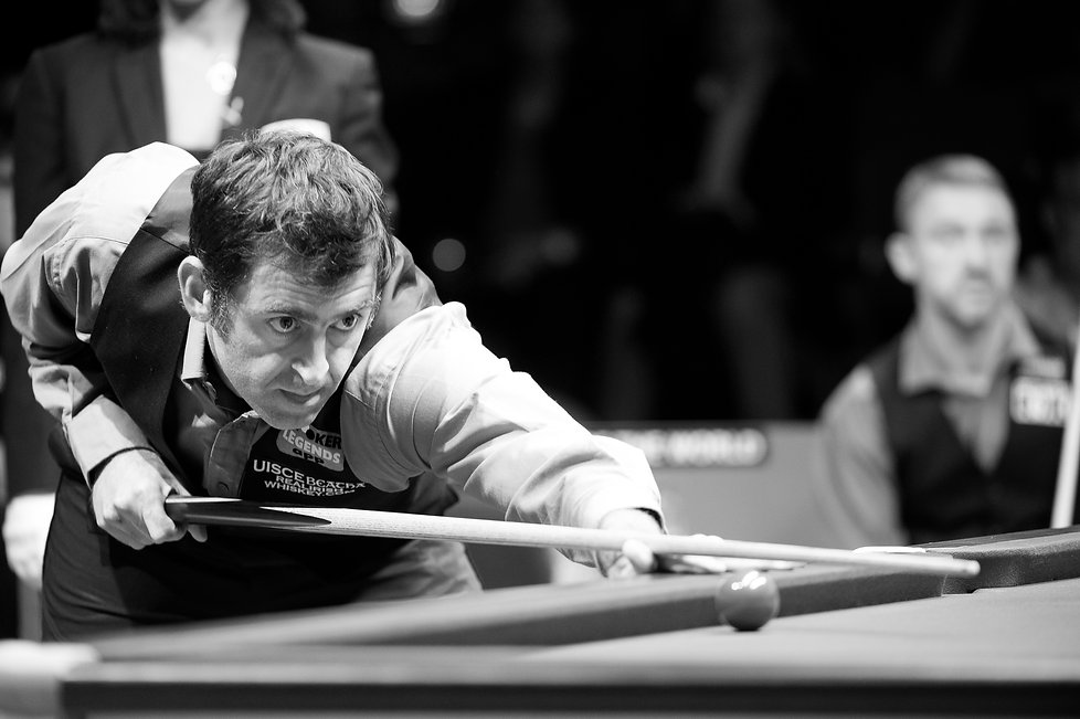 interview, Ronnie O'sullivan, Snooker Legends
